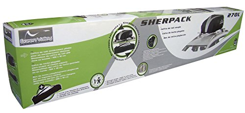 Green Valley Sherpack – Faltbare Dachbox - 3