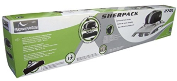 Green Valley Sherpack - Faltbare Dachbox - 3